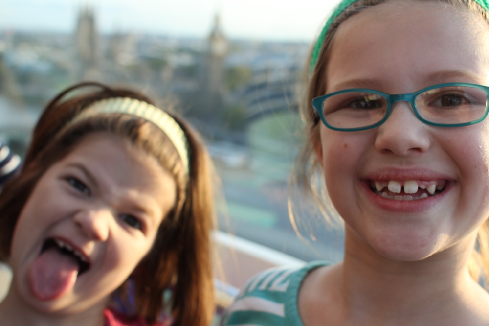 Perfecting Fun in Quiet Desperation: A lesson from the London Eye