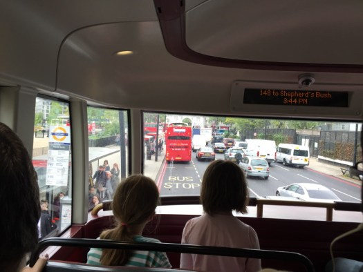On Bus 148.
