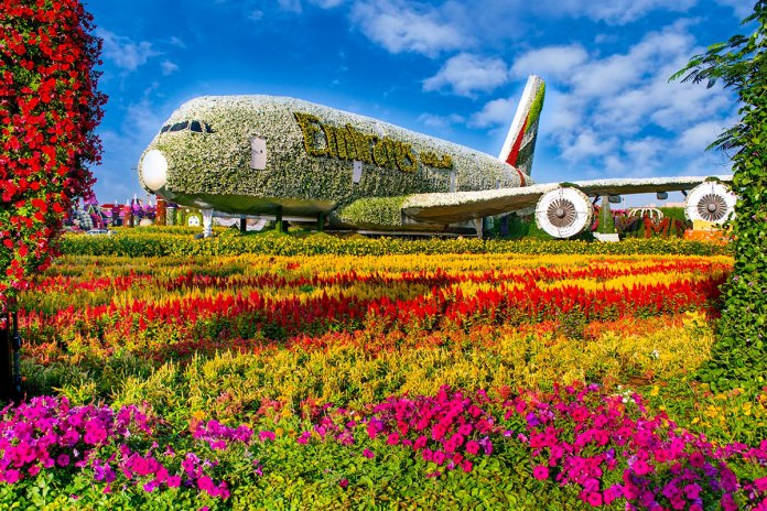All Details About Dubai Miracle Garden 2020 2021 Season Opening