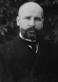Prime Minister Peter Stolypin