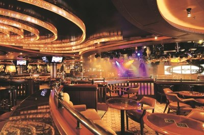Club Fusion,Diamond Princess,Bar