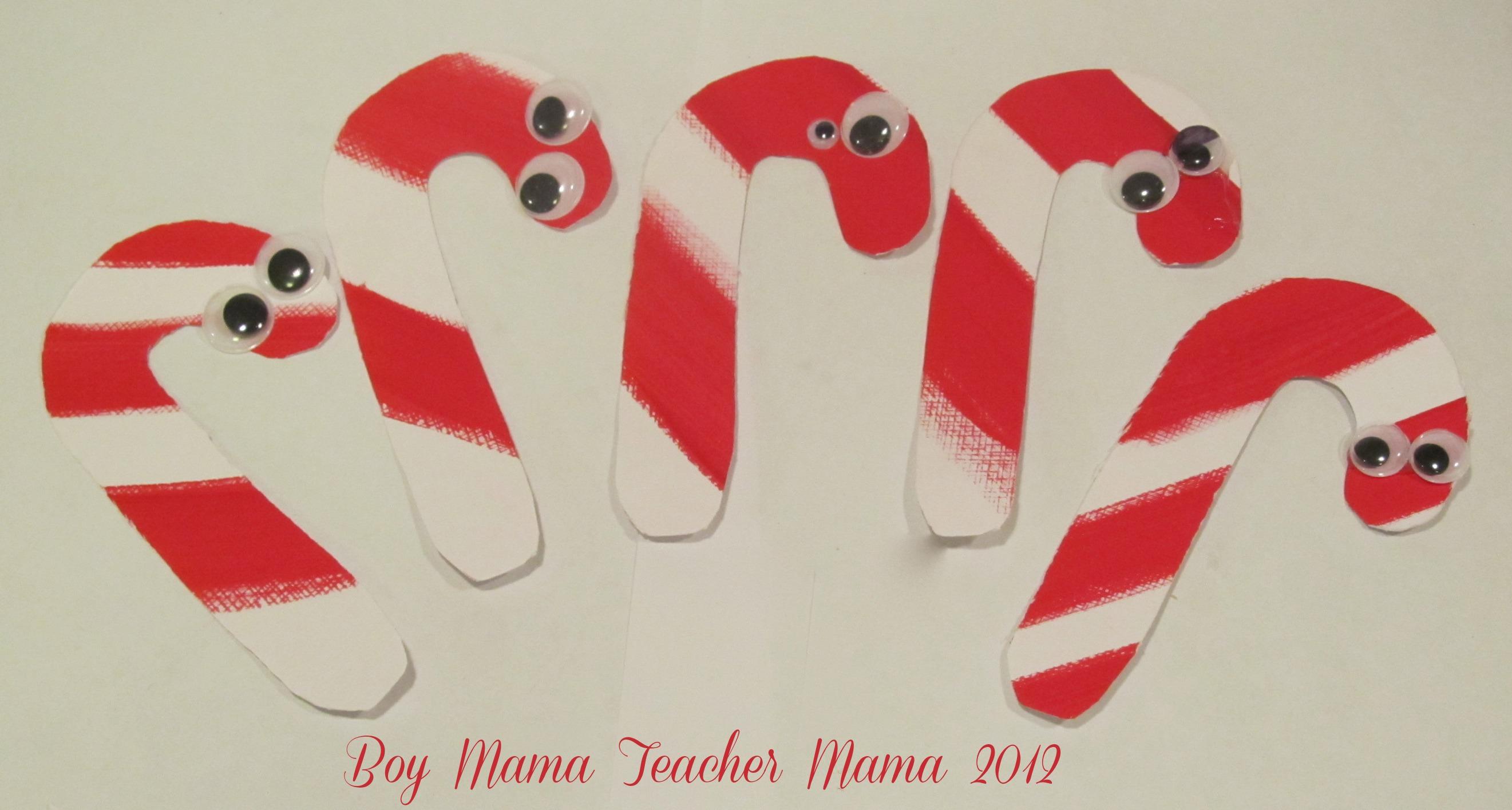 Teacher Mama Two Christmas Rhymes