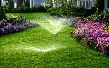 Will an irrigation system add value to my home?