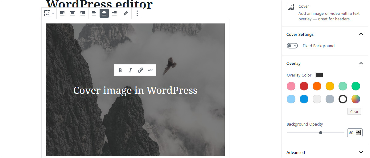 The new WordPress block editor - cover image