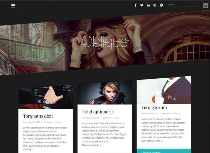 How to start a blog with Free WordPress theme