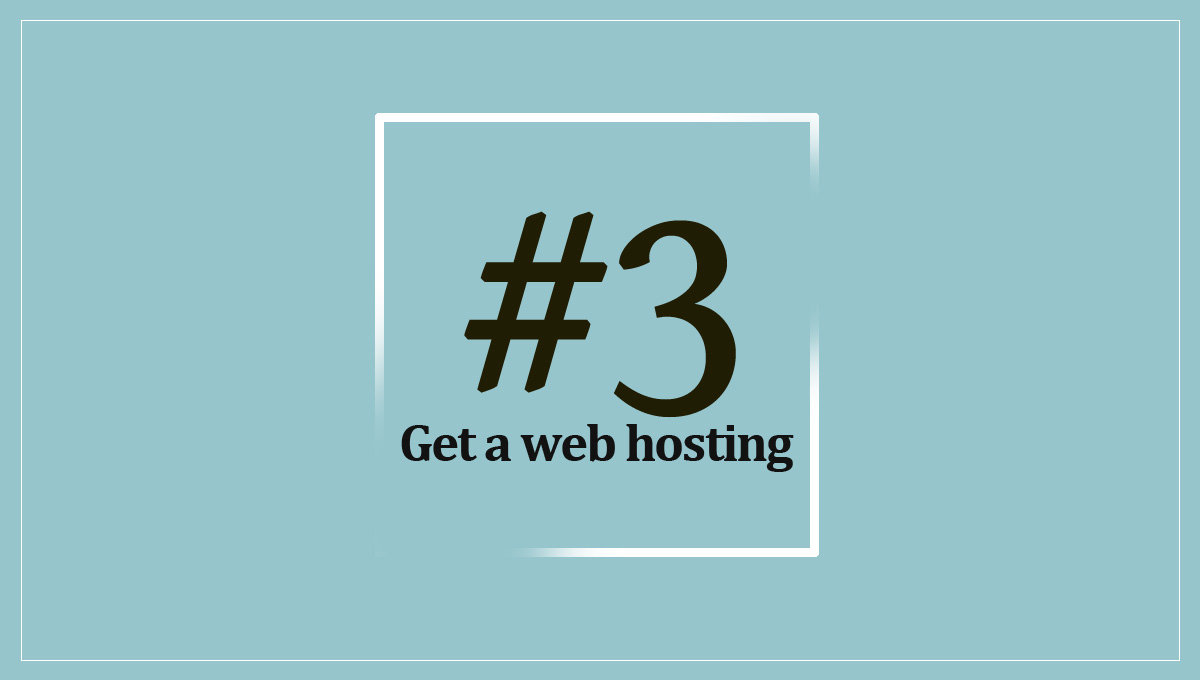 Find a web hosting provider #3