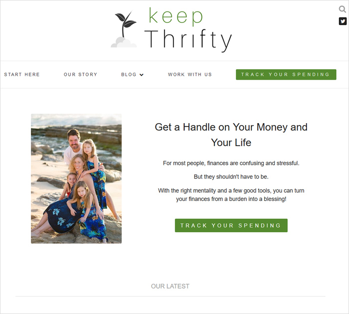 keepthrifty.com - Best Personal Finance Blogs