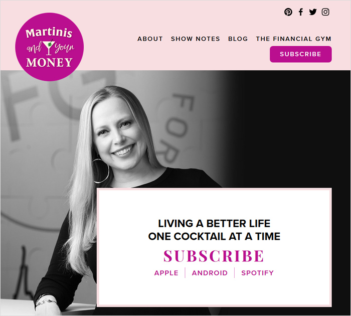 martinisandyourmoney.com