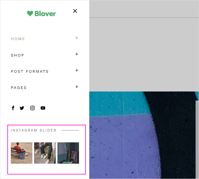 How to set up free WP theme for a new blog