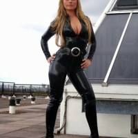 Beautiful Ladies In Leather Boots