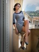 Short Skirt Lovely Legs (30)