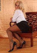 Short Skirts, High Heels (53)