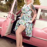Glamour, Fashion, Pinup Photography By Damona-Art