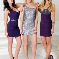 Pretty Purple Hazed Ladies (Stunning Ladies No2)