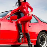 Catsuits Worn By Stunningly Strictly Sexy Ladies