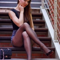 Stunning Beautiful Ladies From High Heels To Mini Skirts