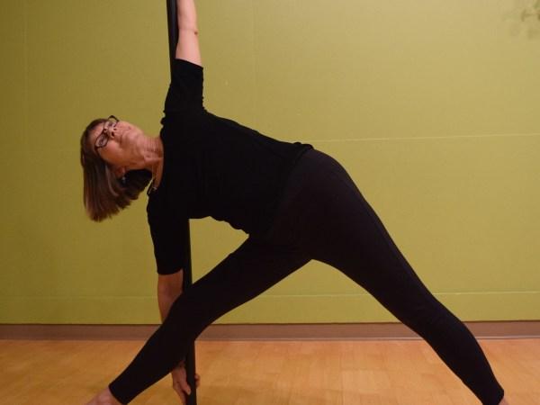 Donna Triangle Bo Yoga