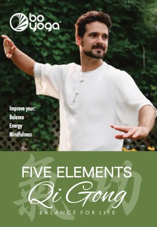 5 Elements Qi Gong DVD