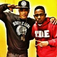 Instrumental: T.I ft Kendrick lamar & B.0.B  - memories back then
