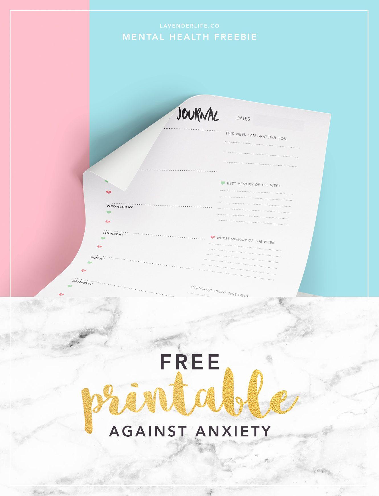 Free Printable Stress Test