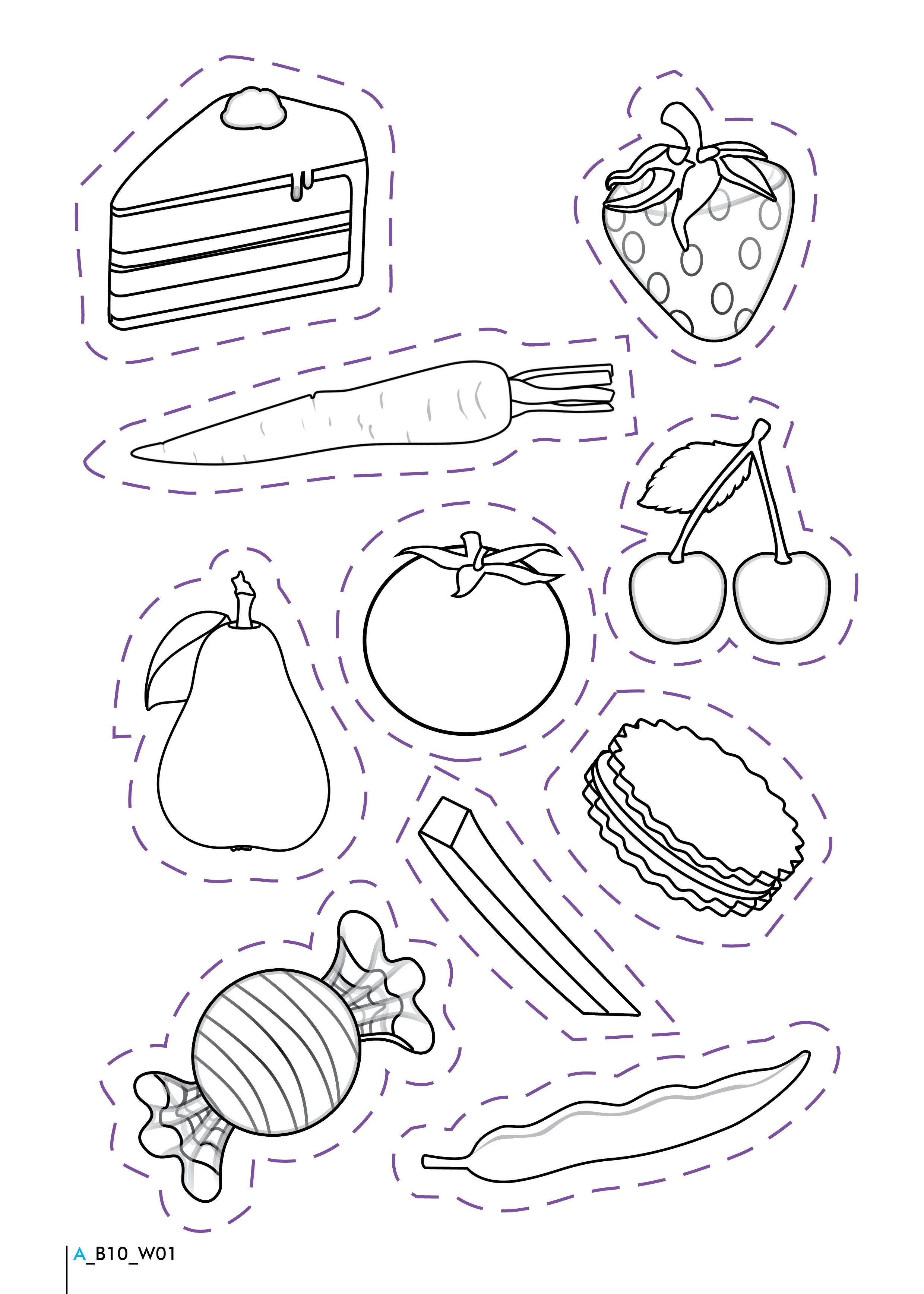Free Printable Healthy Eating Worksheets
