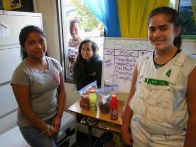 Live Oak Teen Center - Snack Shack