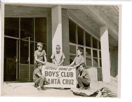 """1969 - Club construction completed and club opens as a """"Boys' Club"""""""