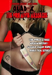 quad X porn movie massacre cover