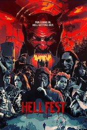 hell fest cover