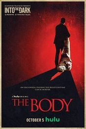 into the dark the body cover