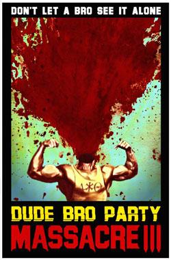 dude bro party massacre cover