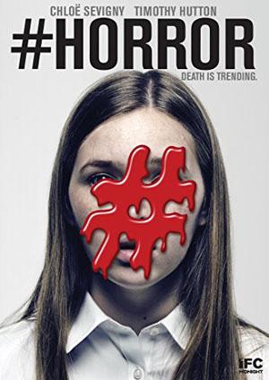 #horror cover