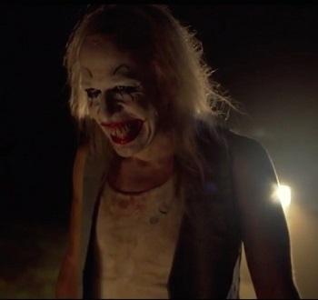 clowntown freak clown