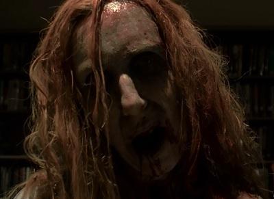 dead matter library zombie