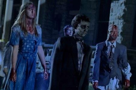 dead matter zombies