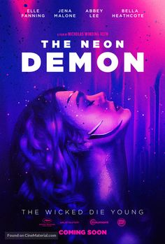 neon demon cover