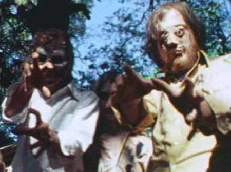 alien dead zombies