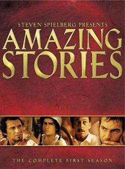 amazing stories season 1 dvd