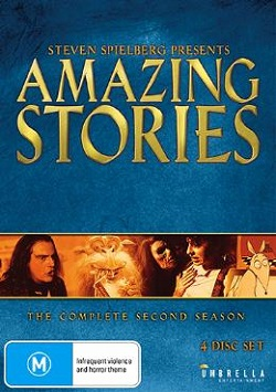 amazing stories season 2 dvd