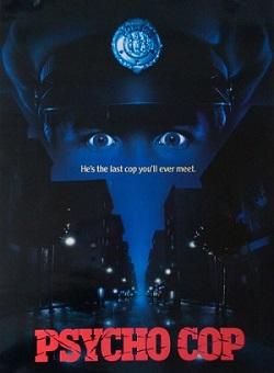 psycho cop cover