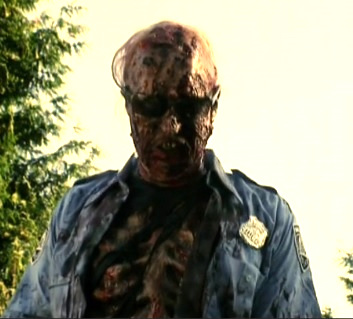 bong of the dead zombie cop