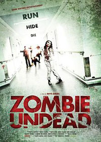 zombie undead cover