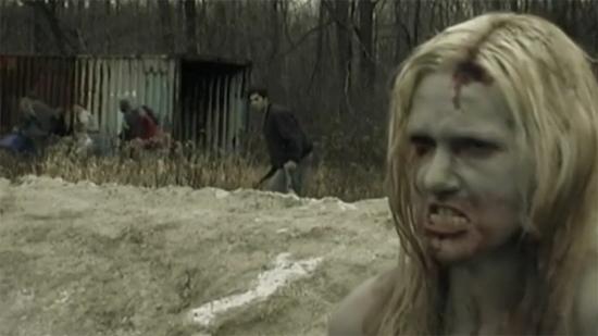 zombie night 2003 female zomface
