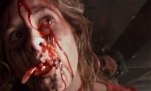 zombie night 2003 zombface eat