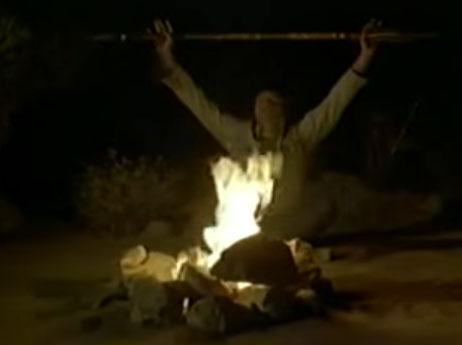 cellar 1989 fire ritual