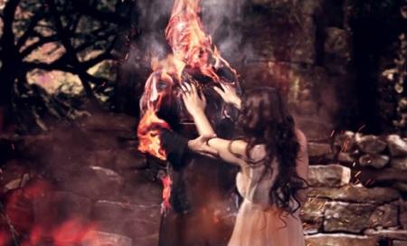 darkside witches burning demon