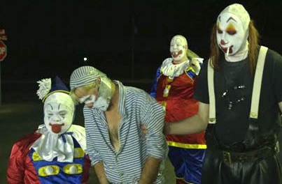 circus of the dead clown gang