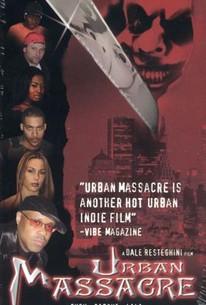 urban massacre cover
