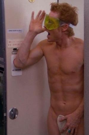 zack naked
