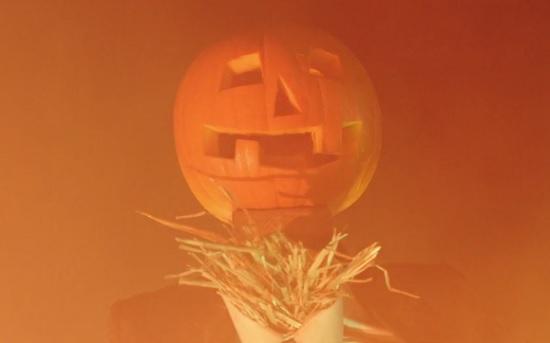 boys in the trees pumpkin head